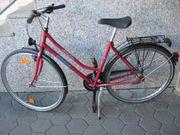 Sportliches Damen City-Fahrrad 28 ALU