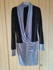 Kleid Strickkleid Gr XL von