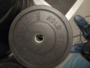 Hantelscheiben 10kg 15kg 20kg Bumper