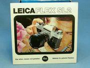 Leica Leicaflex SL2 Prospekt mit