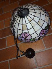 Tiffany Lampe zum hängen