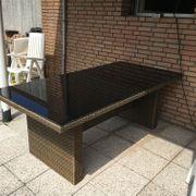 Gartentisch 200 100 cm