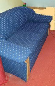 2Sitzer Sofa mit Schlaf Funktion