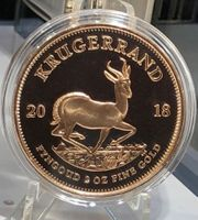 Krügerrand 2 Unzen 2018 Feingold
