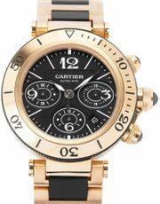 Cartier Pasha W301970M 3027 Gelbgold