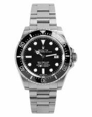 Rolex Sea-Dweller 116600 Stahl Automatik