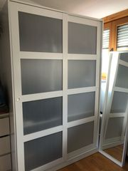 Ikea Schrank Kvikne Kleiderschrank