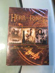 Herr der Ringe DVD Trilogie
