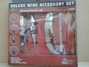 Wein Set de Luxe Öffner