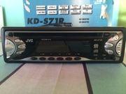 JVC Auto CD-Radio Funktionsfähig