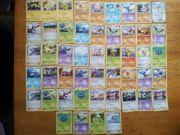 49 Japanische Pokemon Karten Guter