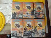 Ca 1100 Original-VHS-Filme als Konvolut