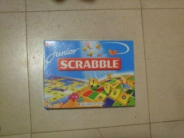 Scrabble Junior Portugisisch