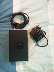 Nintendo Switch Dock mit Netzgerät