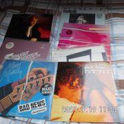 7 Stück Maxi Singles