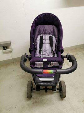 Kinderwagen - Kinderwagen Combi Teutonia Cosmo mit