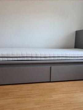 Bild 4 - Bett mit Bettkästen 90 2 - Wildau Hoherlehme