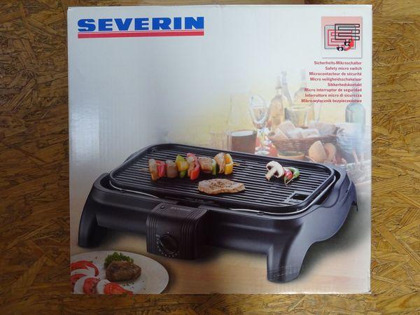 Severin Barbecue-Tischgrill