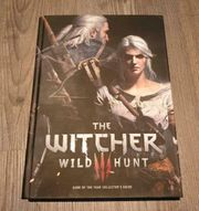 The Witcher Wild Hunt Lösungsbuch