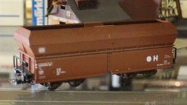 Modelleisenbahnen - LIMA Erz H 4-achs Waggon