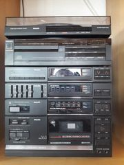 alte Stereoanlage
