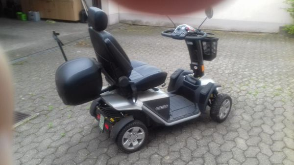 Elektromobil Senioren Scooter