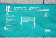 Volleyballnetzanlage