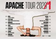 Apache 207 Mannheim Sitzplatz Tickets
