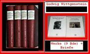 Ludwig Wittgenstein - Werke und Briefe
