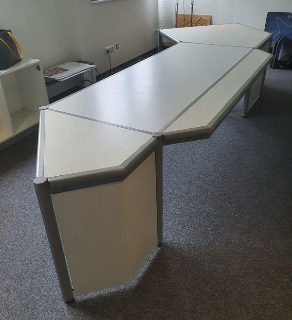 Bürotisch Schreibtisch groß