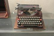 Schreibmaschinensammlung