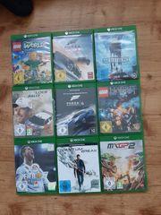 Gebrauchte Xbox One Spiele TOP