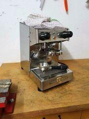 BFC Ela Zweikreiser Espresso Siebträgermaschine