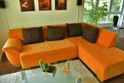 Couch Sofa Wohnlandschaft Caro - sehr