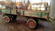 2-Seiten-Kipper - Zweiseitenkipper - Anhänger für Traktor