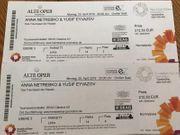 2 Tickets für Anna Netrebko