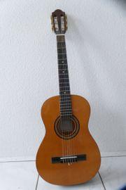 Akustikgitarre 3 4