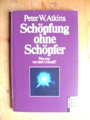 ATKINS PETER W - SCHÖPFUNG OHNE