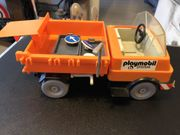 Playmobil Konvolut Bauwagen