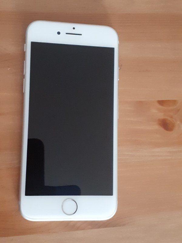 Iphone8 in Weiß