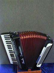 Paolo Soprani Akkordeon 120 Bass