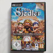 PC Spiel Siedler II Aufbruch
