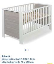 Babybett Kinderbett Milano von Schardt