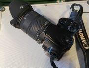Digitalkamera Canon EOS 400 D