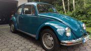 Garage für VW Käfer