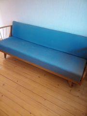 Couch Schlafsofa 50er jahre