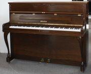 Klavier Pfeiffer 118 Nußbaum satiniert