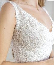 Brautkleid - Kollektion Sanna Lindström - Sondermodell