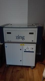 Co2 laser graviermaschine