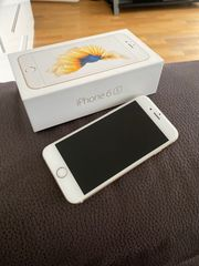 iPhone 6s Gold Weiß 64GB